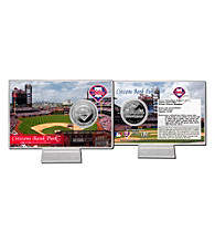 Citizens Bank Park Silver Coin Card by Highland Mint