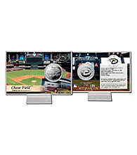 Chase Field Silver Coin Card by Highland Mint