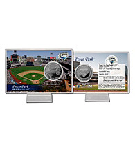 Petco Park Silver Coin Card by Highland Mint