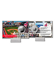Progressive Field Silver Coin Card by Highland Mint