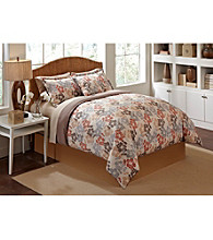 Cherries 3-pc. Comforter Set by LivingQuarters Loft