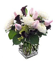 Sweets in Bloom® Simply Elegant Floral Arrangement