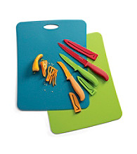 Farberware® Nonstick 8-pc. Cutlery & Cutting Board Set