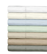 Veratex® Supreme Sateen 300-Thread Count Egyptian Cotton Solid Sheet Sets