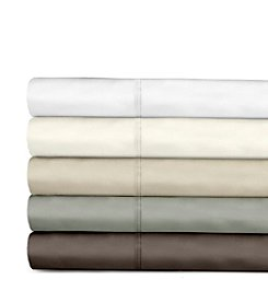 Veratex® Supreme Sateen 800-Thread Count Egyptian Cotton Solid Sheet Sets