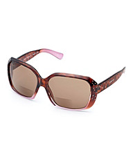 Café Readers® Starburst Oversize Reading Sunglasses