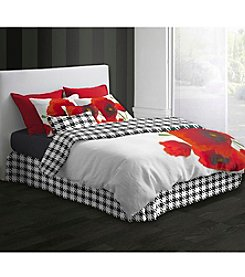 Mary Poppy Bedding Collection by Essenza by Famous Home Fashions®