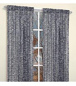 Zebra Window Panel 2-pc. Set by Famous Home Fashions®