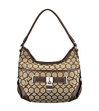Nine West® 9's Jacquard Small Hobo