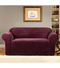 Sure Fit® Stretch Metro 1-pc. Loveseat & Sofa Slipcover