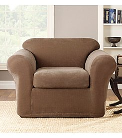 Sure Fit® Stretch Metro 2-pc. Chair Slipcover