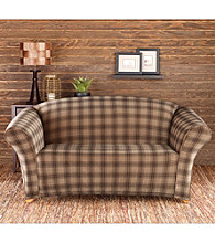 Sure Fit® Stretch Belmont Loveseat & Sofa Slipcover