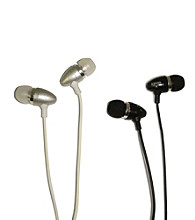Kinyo PE-166 Ear Buds with Metal Casing