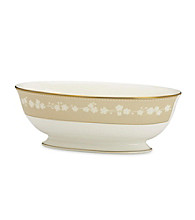 Lenox® Bellina Gold Oval Vegetable Bowl