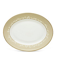Lenox® Bellina Gold Small Oval Platter