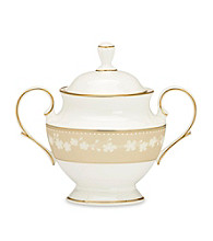 Lenox® Bellina Gold Covered Sugar Bowl