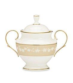 Lenox® Bellina Gold Covered Sugar Bowl