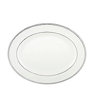 Lenox® Federal Platinum Small Oval Platter