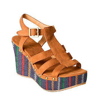 "O'Neill ""Sequoia"" Wedge Sandal"