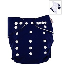 Trend Lab Navy Blue Cloth Diaper