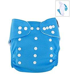 Trend Lab Turquoise Cloth Diaper