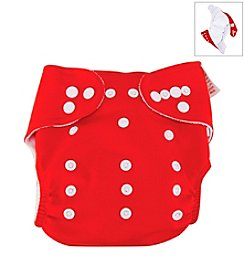 Trend Lab Red Cloth Diaper