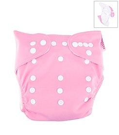 Trend Lab Pink Cloth Diaper