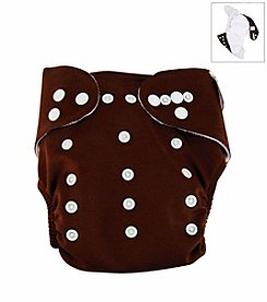 Trend Lab Chocolate Cloth Diaper