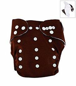 Trend Lab Chocolate Cloth Diaper