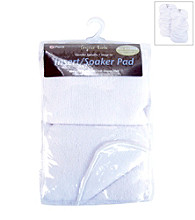 Trend Lab White Cloth Diaper Liners