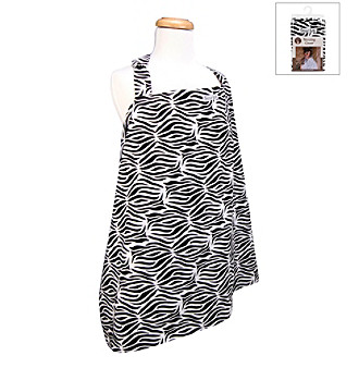 Trend Lab Black and White Zebra Nursing Cover plus size,  plus size fashion plus size appare