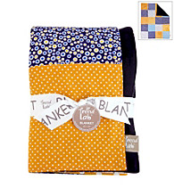 Trend Lab Dreamsicle Receiving Blanket
