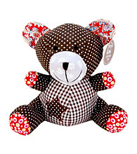 Trend Lab Chocolate Kiss Bear