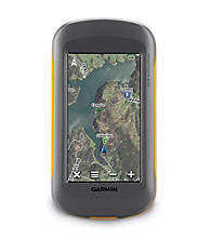Garmin® Montana 600 Worldwide GPS Navigation