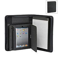 SOLO® Black 2-pc. Padfolio Set
