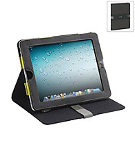 SOLO® Black and Gray iPad® Booklet