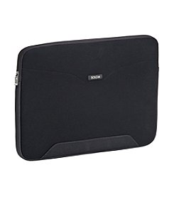 SOLO® CheckFast™ Black Laptop Sleeve