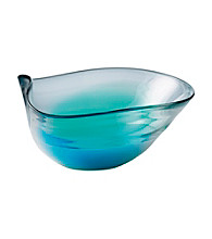 Royal Doulton® 1815 Colored Shallow Glass Bowl