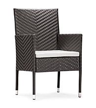 Zuo Modern Espresso Catalan Chair