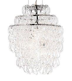 Zuo Modern Cascade Ceiling Lamp