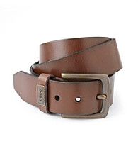 Fossil® Men's Leather Estate Belt