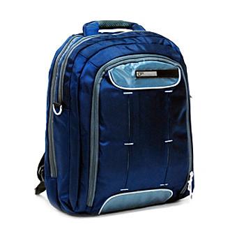 "CalPak Hydro 16"" Deluxe Laptop Backpack/Shoulder Bag"