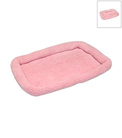 Happy Hounds Cody Pink Dog Crate Bed