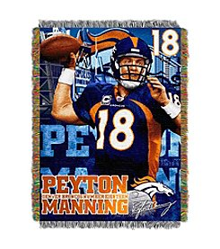 Denver Broncos Peyton Manning Player Throw