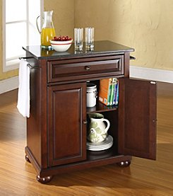 Crosley Furniture Alexandria Small Kitchen Island