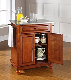Crosley Furniture Cambridge Small Kitchen Island
