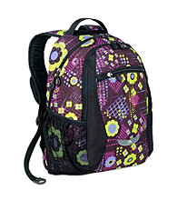 High Sierra® Pattern Curve Backpack