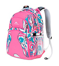 High Sierra® Pattern Swerve Backpack