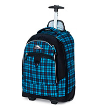 High Sierra® Chaser Wheeled Backpack
