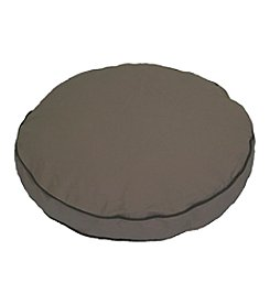 Carolina Pet Company Classic Cotton Canvas Round-A-Bout Pet Bed